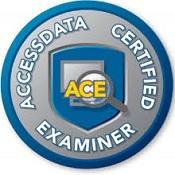 AccessData Certified Examiner Logo